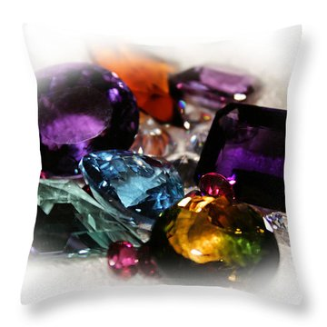 Throw Pillow featuring the photograph Precious by Kristin Elmquist