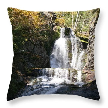 Precious Nectar Throw Pillow by David and Lynn Keller