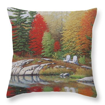 Preferred Seating Throw Pillow