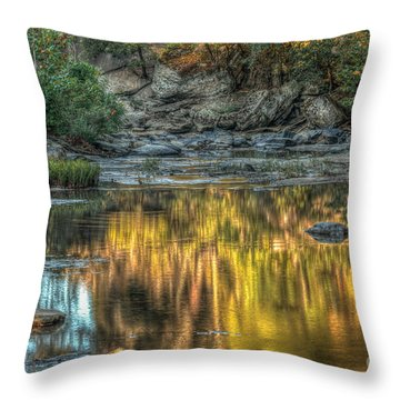 Prelude To Fall Throw Pillow