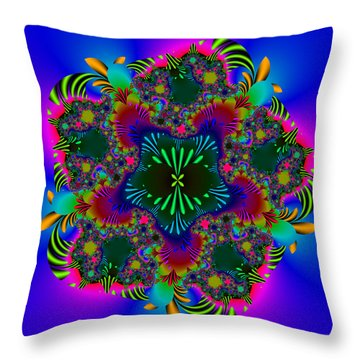 Prettering Throw Pillow