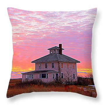 Pretty In Pink 2 Throw Pillow
