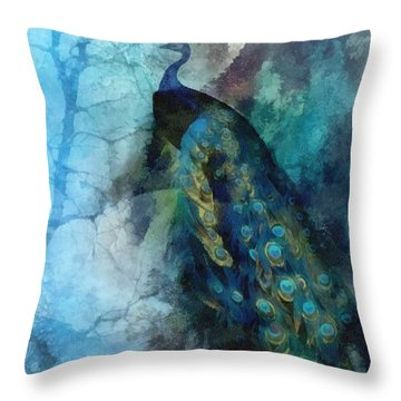 Pride Throw Pillow by Mo T