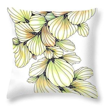 Primavera Throw Pillow