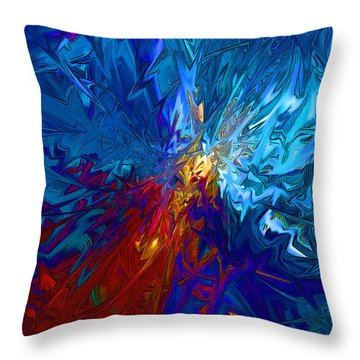 Prime Mix 1b Throw Pillow