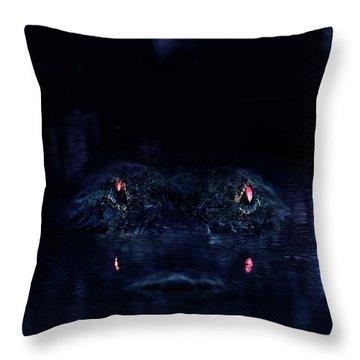 Primeval Throw Pillow
