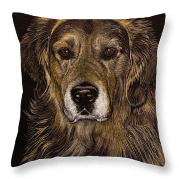 Prince Of Champions Throw Pillow