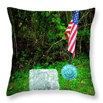 Throw Pillow featuring the photograph Princess White Feather by Paul W Faust - Impressions of Light