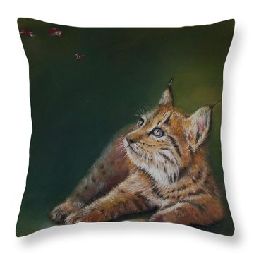 Principe Donana Throw Pillow