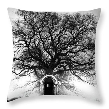 Principium Throw Pillow