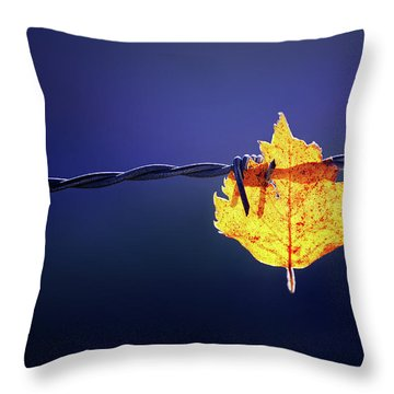 Prisioner Throw Pillow