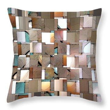 Prism 2 Throw Pillow