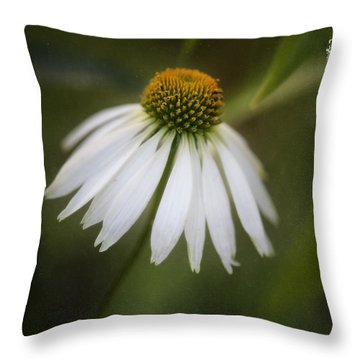 Privileged Throw Pillow