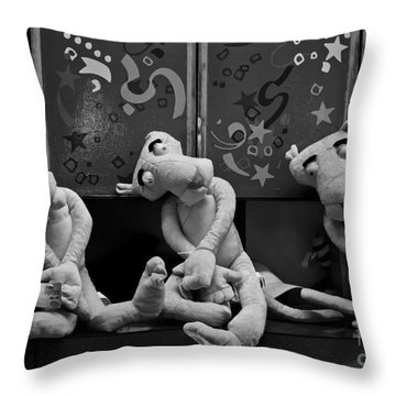 Prizes For The Winners Throw Pillow