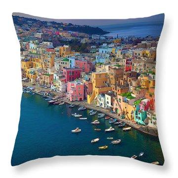 Corricella Throw Pillow