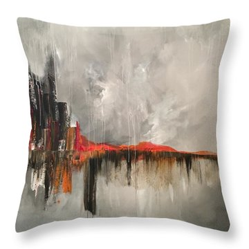 Prodigious Throw Pillow