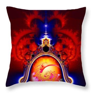 Prodigy Throw Pillow by Robert Orinski