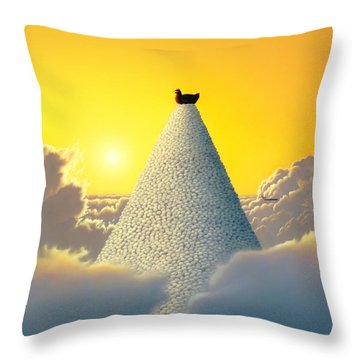 Hen Throw Pillows