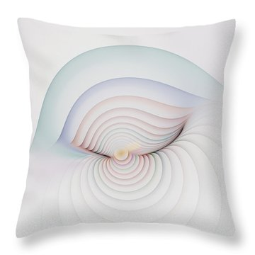 Progression 1 Throw Pillow