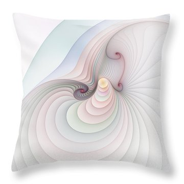Progression 2 Throw Pillow
