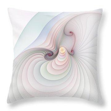 Progression 2 Throw Pillow