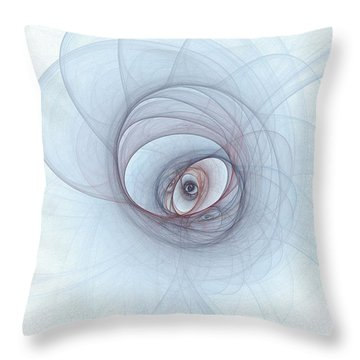 Promise 12 Footprints In The Sand Throw Pillow