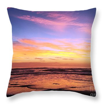 Throw Pillow featuring the photograph Promises by LeeAnn Kendall