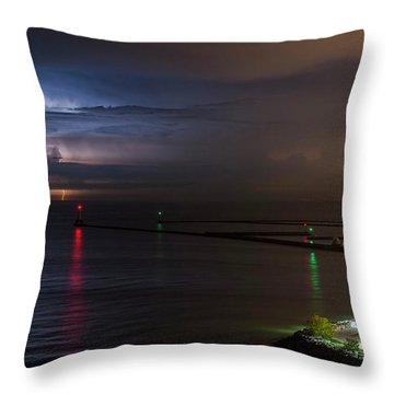 Proposal Throw Pillow by Dan Hefle
