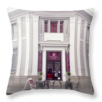 Proscenium  Throw Pillow