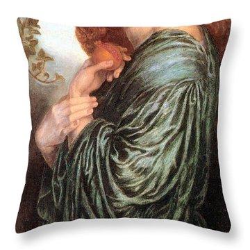 Proserpine 1881 Throw Pillow