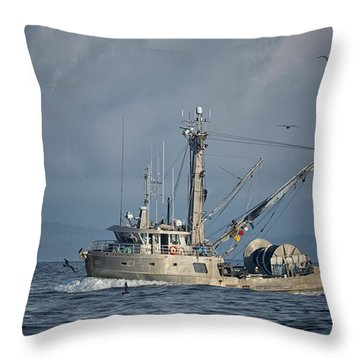 Throw Pillow featuring the photograph Prosperity 2 by Randy Hall