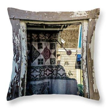 Provincetown 2015 Throw Pillow