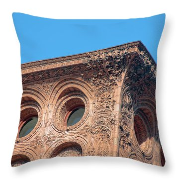 Prudential 0909 Throw Pillow