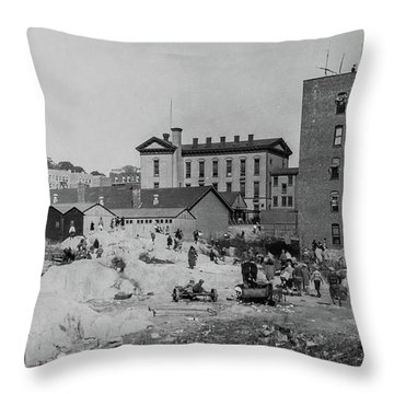 Ps 52  Throw Pillow