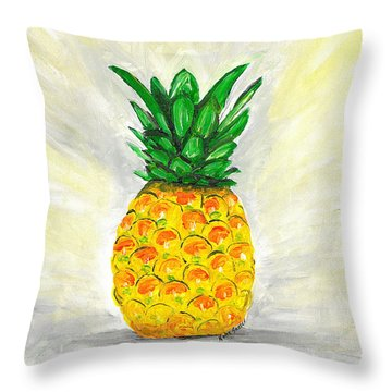 Psych Just Kidding  Throw Pillow