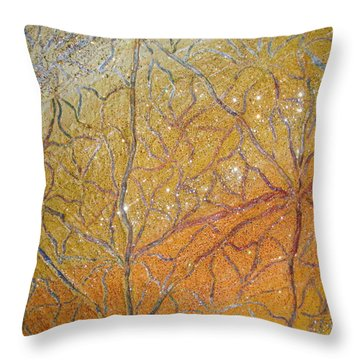 Psychic Abilities  Throw Pillow