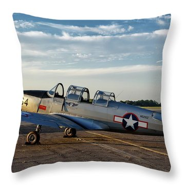Pt-26 Sunrise Throw Pillow