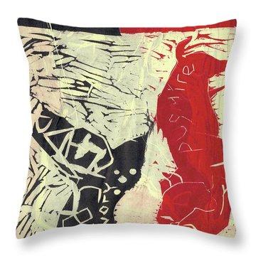 Pugmire Cd Front Sheet Throw Pillow