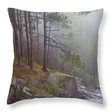 Throw Pillow featuring the photograph Pulse Of Spring by Mary Amerman