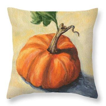 Pumpkin Everything Throw Pillow