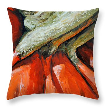 Pumpkin2 Throw Pillow