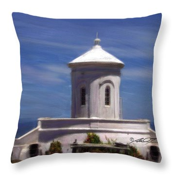 Punta Del Este, Uruguay Throw Pillow