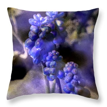 Throw Pillow featuring the digital art Pure And Simple  by Fine Art By Andrew David