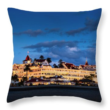 Pure And Simple Throw Pillow