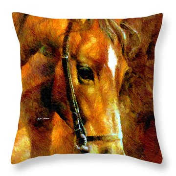 Pure Breed Throw Pillow