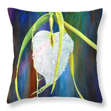 Pure Love Throw Pillow