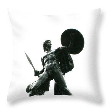 QP# Throw Pillow