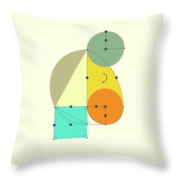 Equation Throw Pillows