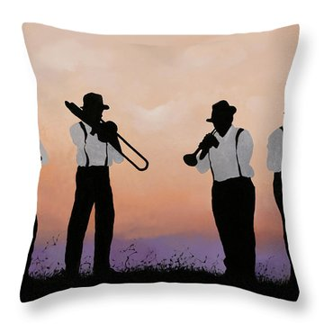 Quattro Throw Pillow