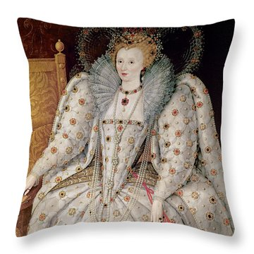English Throw Pillows